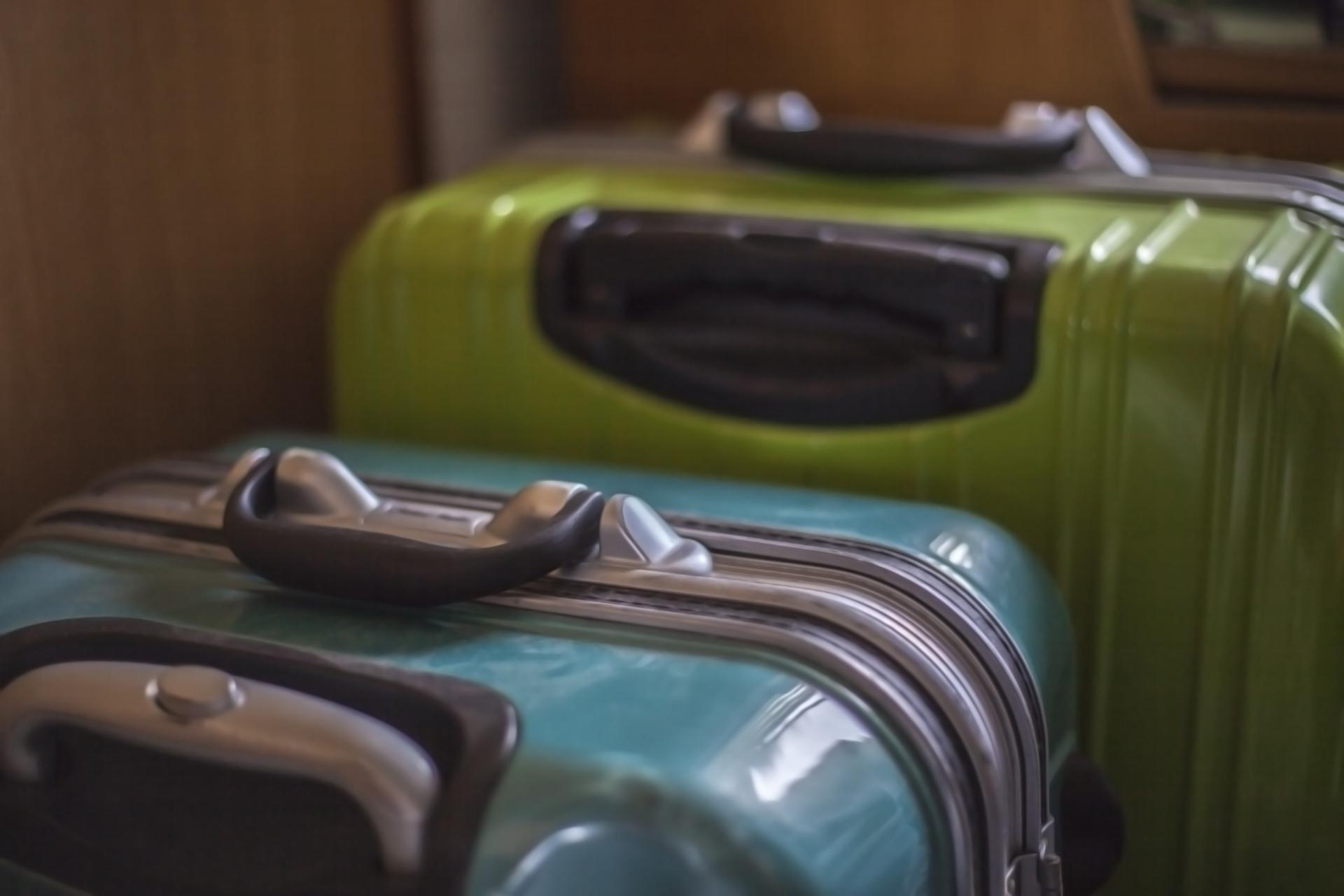 意外!!スーツケースの修理に海外旅行保険が適用された